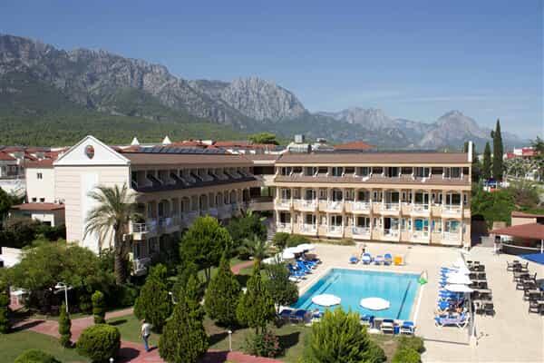 Отель Ares Dream Hotel