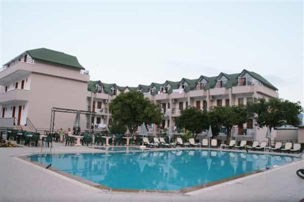 Отель Ares Hotel Kemer