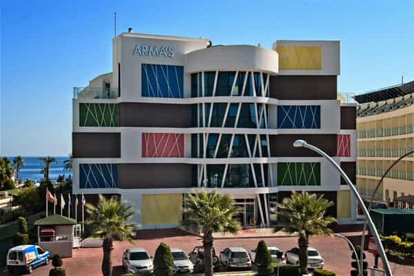 Отель Armas Beach Hotel