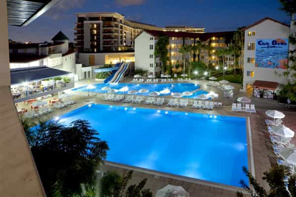 Отель Armas Bella Sun