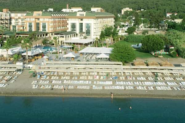Отель Armas Gul Beach Hotel Kemer