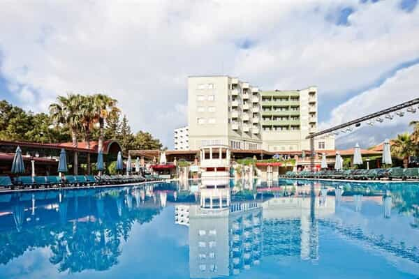 Отель Armas Kaplan Paradise
