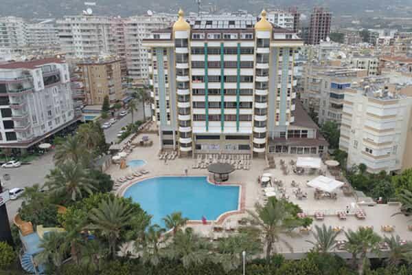 Отель Armas Prestige  Hotel
