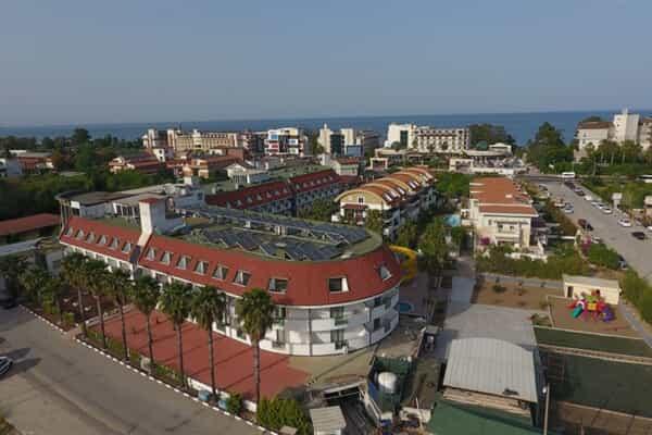 Отель Armir Resort Hotel Kemer