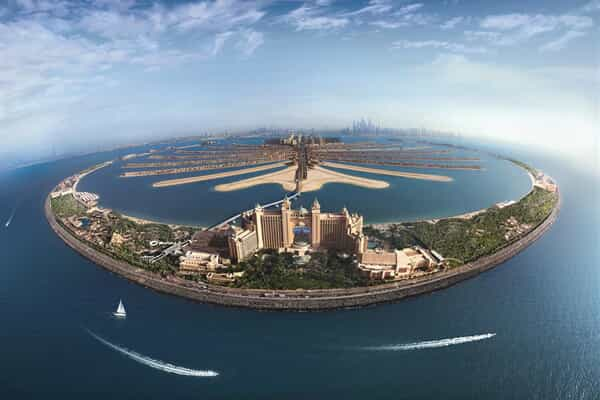 Отель Atlantis The Palm Dubai Hotel.
