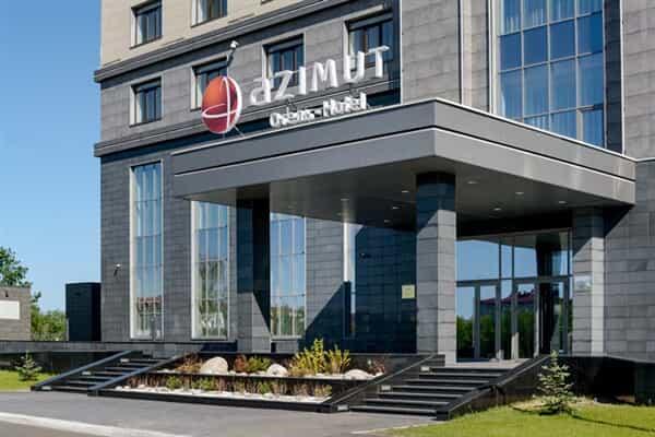 Отель Азимут Кызыл