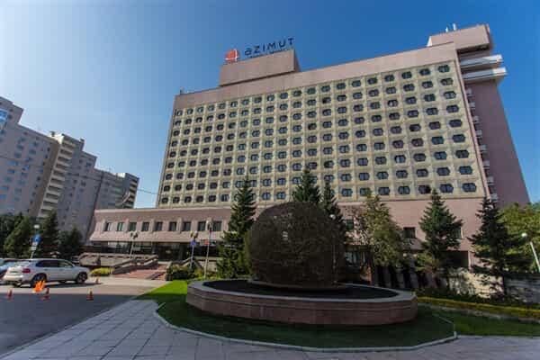 Отель Азимут Сибирь (Новосибирск)