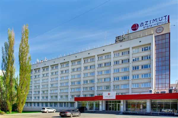 Отель Азимут(Уфа)