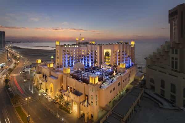 Отель Bahi Ajman Palace Hotel