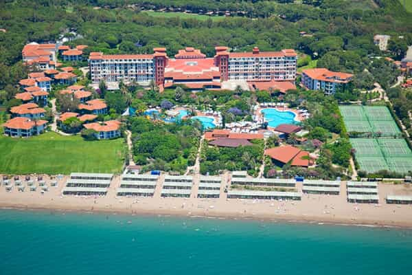 Отель Belconti Resort Hotel Belek