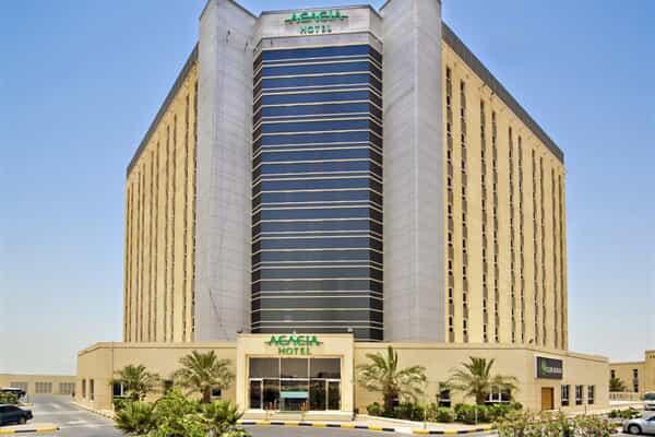 Отель BM Acacia Hotel & Apartments