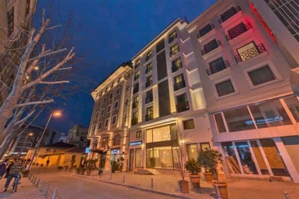 Отель Bisetun Hotel