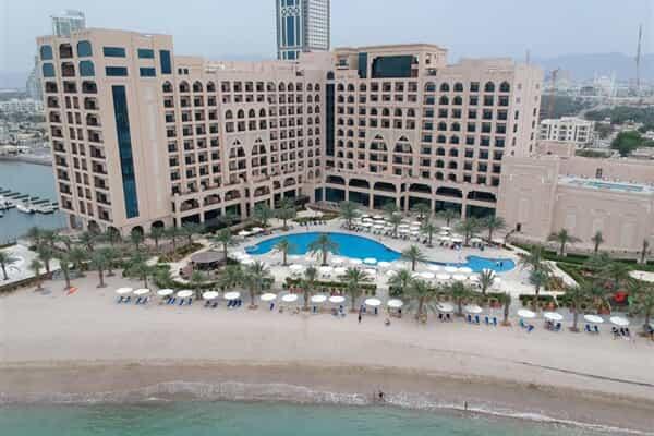 Отель Blue Diamond AlSalam Resort