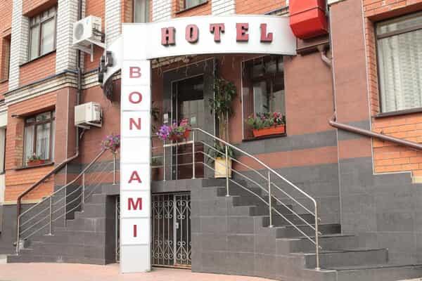 Отель Бон Ами Отель