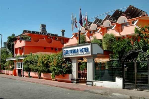 Отель Britannia Hotel&Villas