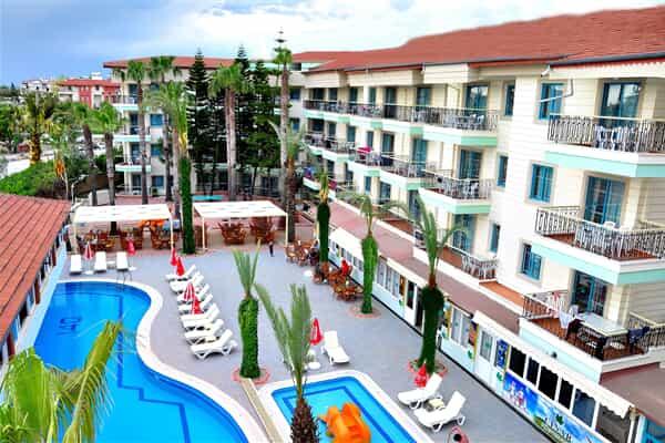 Отель Cinar Family Suite