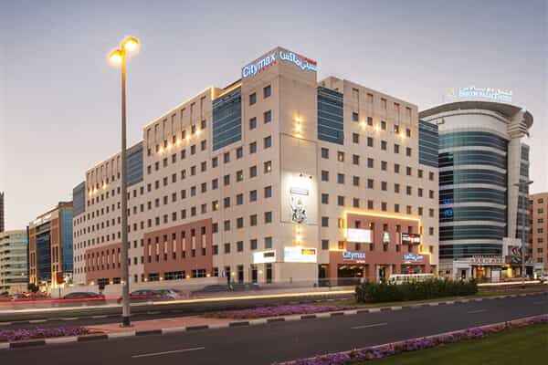 Отель Citymax Hotel Bur Dubai