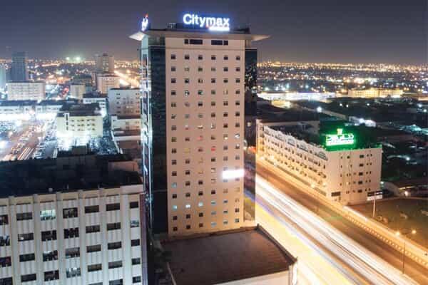Отель Citymax Hotel Sharjah