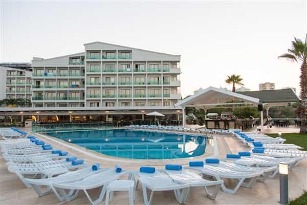 Отель Club Hotel Falcon