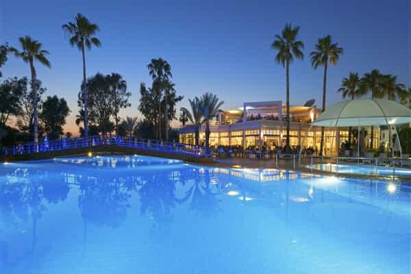 Отель Club Kastalia Holiday Village