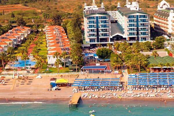 Отель Concordia Celes Hotel