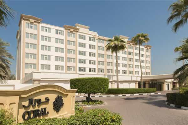Отель Coral Beach Resort Sharjah Hotel