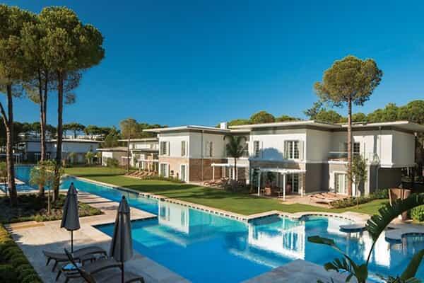 Отель Cornelia Azure Villas
