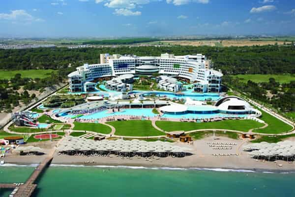 Отель Cornelia Diamond Resort And Spa