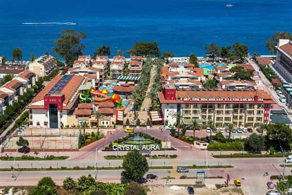 Отель Crystal Aura Beach Resort & Spa