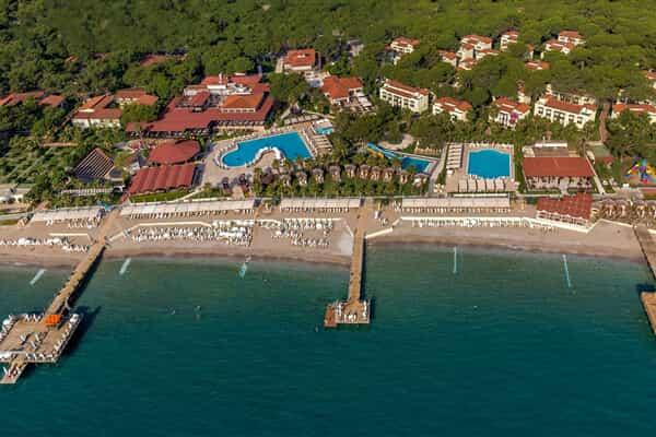 Отель Crystal Flora Beach Resort