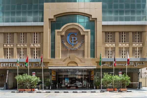 Отель OYO122 Crystal Plaza Hotel