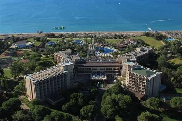 Отель Crystal Tat Beach Golf Resort & Spa
