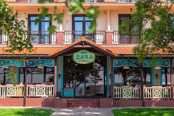 Отель Дача (Кабардинка)