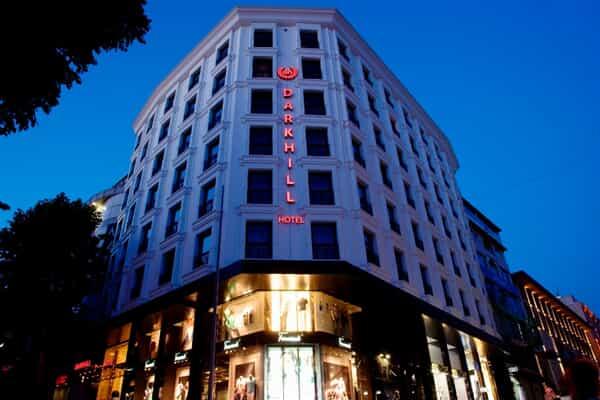 Отель Darkhill Hotel