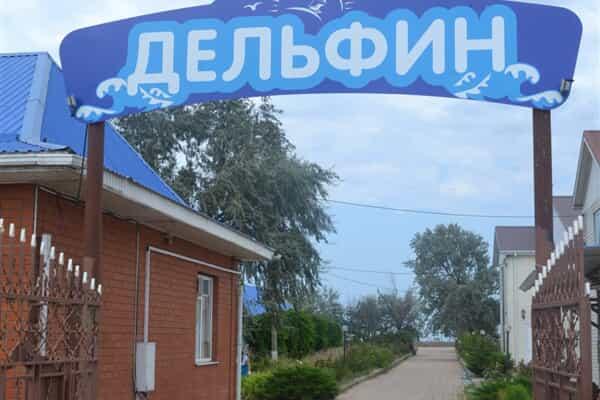 Отель Дельфин База Отдыха