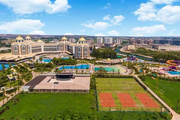 Отель Delphin Be Grand Resort