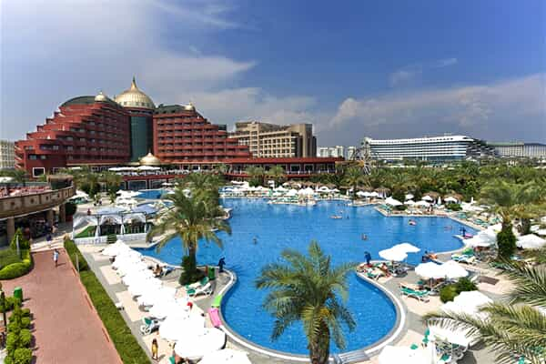 Отель Delphin Palace Hotel
