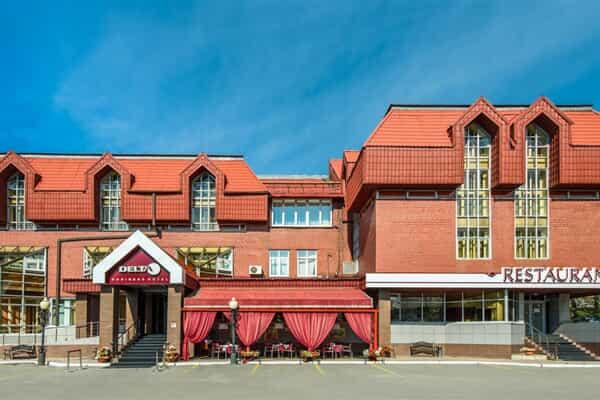 Отель Дельта (Иркутск)