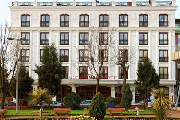 Отель Deluxe Golden Horn Sultanahmet
