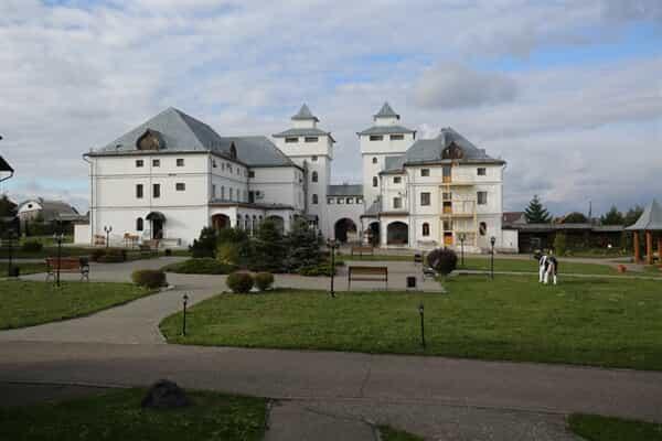 Отель Дивеевская слобода