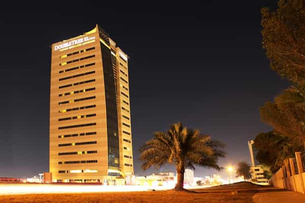 Отель DoubleTree by Hilton Hotel Ras Al Khaimah.