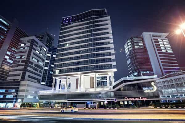 Отель Elite Byblos Hotel (ex. Coral Dubai Al Barsha)