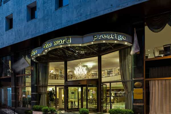 Отель Elite World Prestige