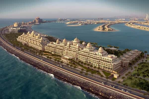 Отель Emerald Palace Kempinski Dubai