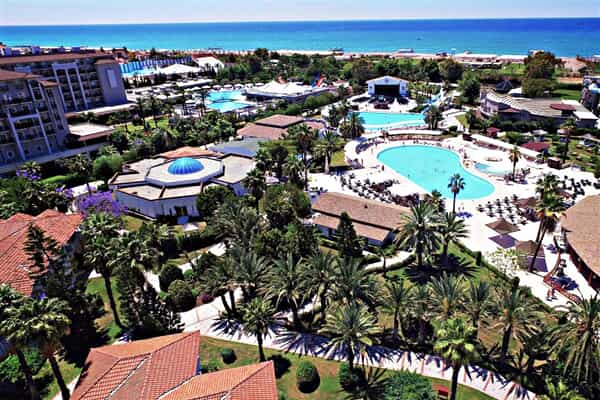 Отель Euphoria Palm Beach Resort