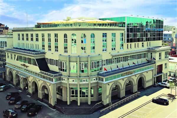 Отель Евразия (Тюмень)