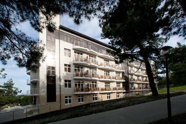 Отель Санаторий Факел