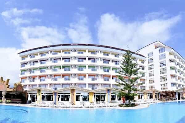 Отель First Class Hotel Alanya