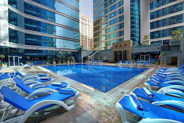 Отель Ghaya Grand Hotel