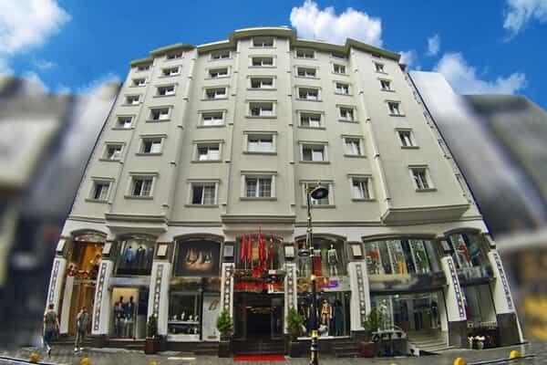 Отель Gold Hotel Istanbul